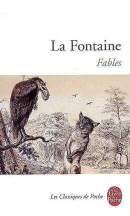 Couverture du livre : Fables