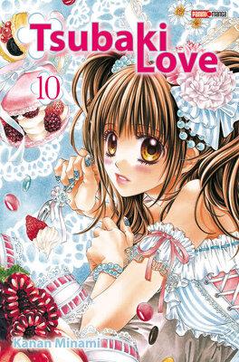 Couverture du livre : Tsubaki Love, Tome 10