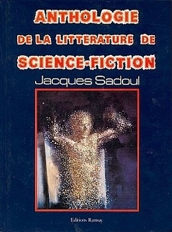 Couverture de Anthologie de la littérature de science-fiction