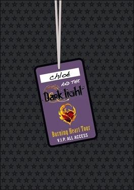 Couverture du livre : Chloé and the Dark light