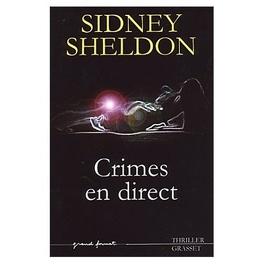 Couverture du livre : Crimes en direct