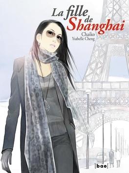 Couverture du livre : La fille de Shanghai