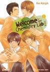 Welcome To The Chemistry Lab tome 1