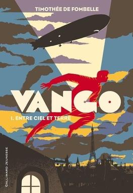 Couverture du livre : Vango, Tome 1 : Entre ciel et terre