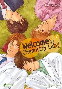 Couverture du livre : Welcome To The Chemistry Lab tome 2