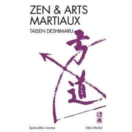 Couverture du livre : Zen et Arts martiaux