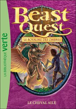 Couverture du livre : Beast Quest, tome 16 : Le cheval ailé