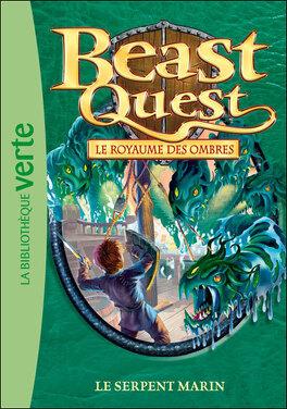 Couverture du livre : Beast Quest, tome 17 : Le serpent marin