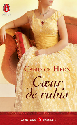 Couverture du livre : Coeur de rubis