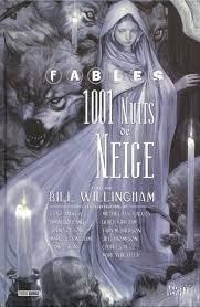 Couverture du livre : 1001 Nuits de Neige