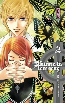 Couverture du livre : Akuma To Love Song, Tome 2