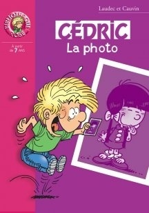 Couverture de Cédric, Tome 5 : La Photo