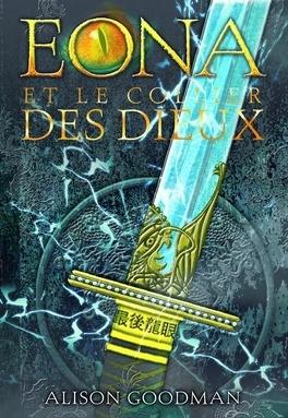 Couverture du livre : Eona et le collier des dieux
