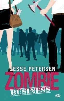 Couverture du livre : Zombie Thérapie, Tome 2 : Zombie Business