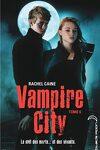 couverture Vampire City, Tome 6 : Fin de partie