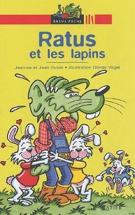 Couverture du livre : Ratus et les lapins