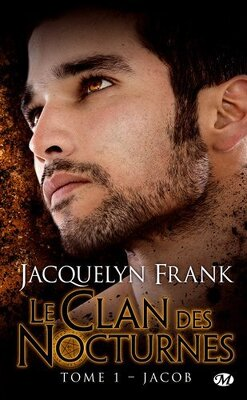 Couverture de Le Clan des Nocturnes, Tome 1 : Jacob
