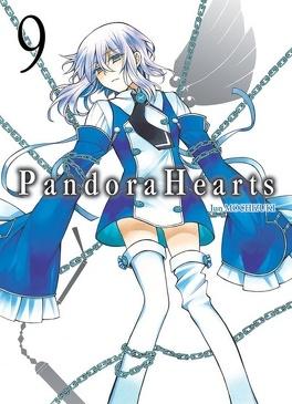 Couverture du livre : Pandora Hearts, Tome 9