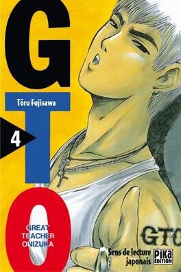 Couverture du livre : GTO, tome 4