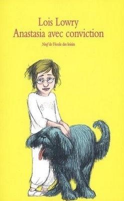 Couverture du livre : Anastasia avec conviction