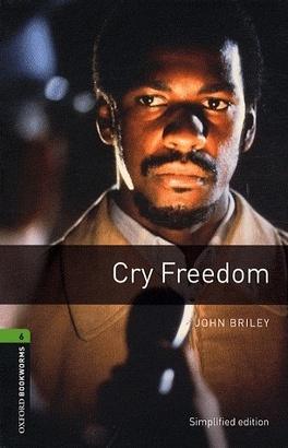 Couverture du livre : Cry Freedom