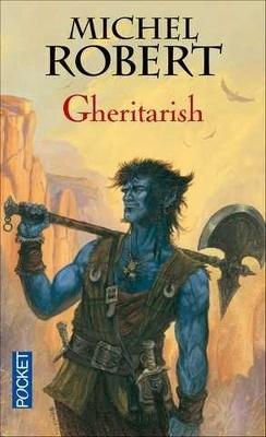 Couverture de Gheritarish : Les terres de sang