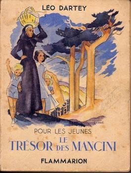 Couverture du livre : Le Trésor des Mancini