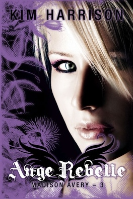 Couverture du livre : Madison Avery, Tome 3 : Ange Rebelle