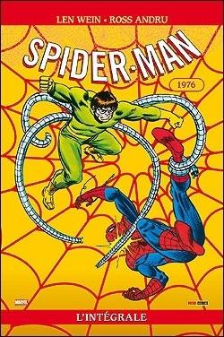 Couverture du livre : Spider-man : l'Intégrale 1976