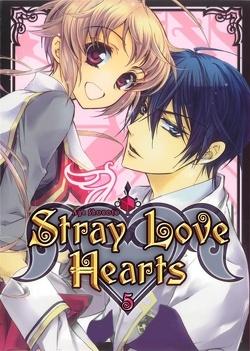Couverture de Stray Love Hearts, tome 5