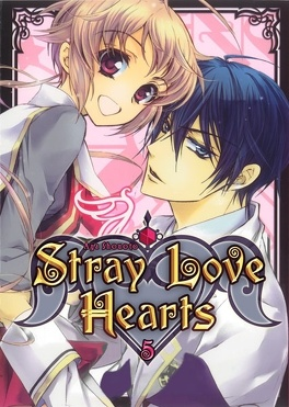 Couverture du livre : Stray Love Hearts, tome 5