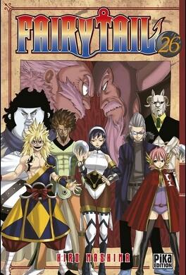 Couverture du livre : Fairy Tail, Tome 26
