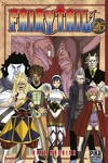 couverture Fairy Tail, Tome 26