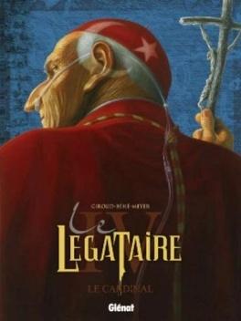 Couverture du livre : Le légataire, tome 4