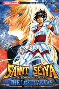 Saint Seiya - The Lost Canvas, Tome 1
