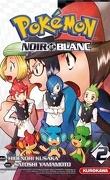 Pokemon Noir et Blanc, Tome 2