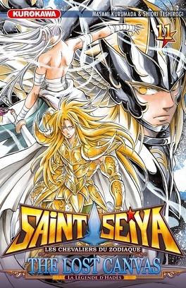 Couverture du livre : Saint Seiya - The Lost Canvas, Tome 11