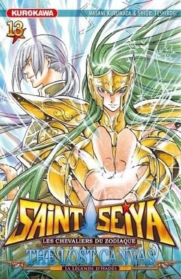 Couverture du livre : Saint Seiya - The Lost Canvas, Tome 13
