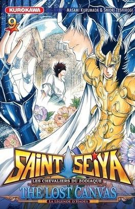 Couverture du livre : Saint Seiya - The Lost Canvas, Tome 9