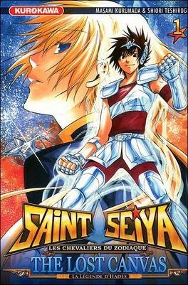 Couverture du livre : Saint Seiya - The Lost Canvas, Tome 1