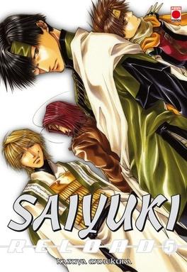 Couverture du livre : Saiyuki reload, tome 5