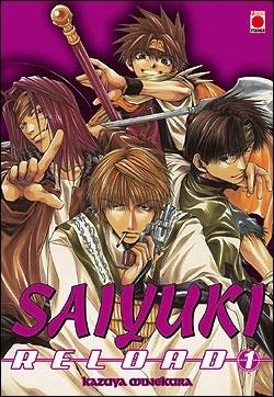 Couverture du livre : Saiyuki reload, tome 1