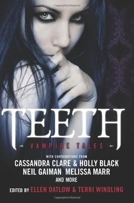Couverture du livre : Teeth :Vampire Tales