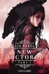 couverture New Victoria, Tome 1 : New Victoria