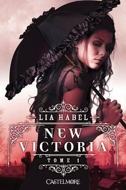 Couverture de New Victoria, Tome 1 : New Victoria