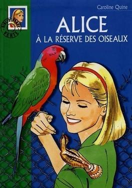 Couverture du livre : Alice à la réserve des oiseaux