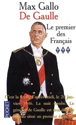 Couverture du livre : De Gaulle, tome 3 : Le premier des Français