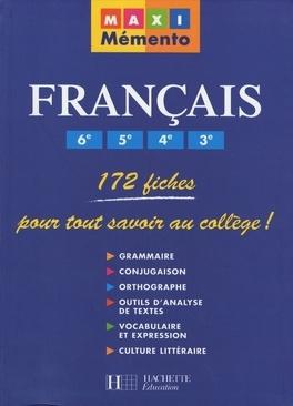 Francais 6e 5e 4e 3e Livre De Annick Mauffrey