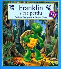 Couverture de Franklin s'est perdu