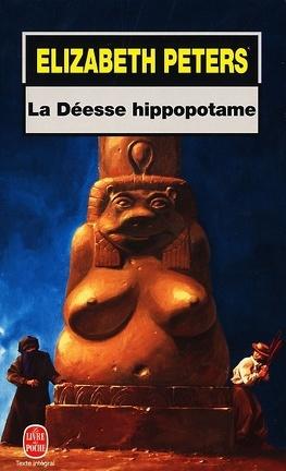 Couverture du livre : La Déesse hippopotame
